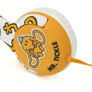 Mr. Men Children's On-Ear Headphones - Mr. Tickle