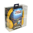 Adventure Time Jake and Finn Jake The Dog Folding On-Ear Headphones