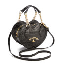 Vivienne Westwood Women's Dorset Croc Heart Cross Body Bag - Black