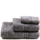 Restmor 100% Egyptian Cotton 3 Piece Towel Bale (500GSM) - Charcoal
