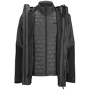 Jack Altiplano Wolfskin Men's 1 Jacket In 3 Ebony OPnw80k