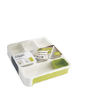 Joseph Joseph Drawerstore Cutlery Drawer - White