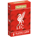 Waddingtons Number 1 Playing Cards - Liverpool F.C Edition