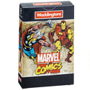 Waddingtons No. 1 Playing Cards - Marvel Comics Retro