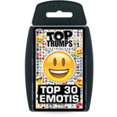 Top Trumps Card Game - Emotis Edition
