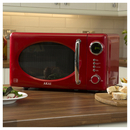 Akai A24006R 700W Digital Microwave - Red