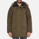 Canada Goose Men's Langford Parka Jacket - Military Green