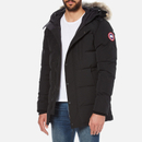 Canada Goose Men's Carson Parka Jacket - Black