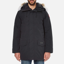 Canada Goose Men's Langford Parka Jacket - Navy