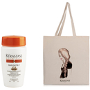 Kerastase Tote Bag And 30ml Nutritive Bain Satin 1 (Free Gift Worth £15)