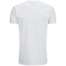 Rolling Stones Men's UK Tongue T-Shirt - White