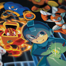 Mega Man Limited Edition Giclee Art Print - Timed Sale
