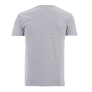 DC Comics Men's Batman and Robin T-Shirt - Grey