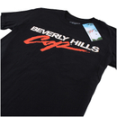 Beverly Hills Cop Men's Logo T-Shirt - Black
