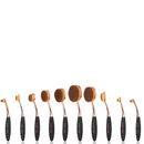 Niko Pro Complete Ova Brush Set - Black/Rose Gold