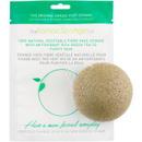 The Konjac Sponge Company Facial Puff Sponge with Green Tea