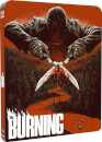 The Burning - Dual Format (Includes DVD) - Limited Edition Steelbook (UK EDITION)