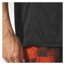 adidas Men's Performance Essentials Running T-Shirt - Black/Red