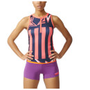 adidas Women's Stella Sport Star Training Tank Top - Red