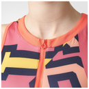 adidas Women's Stella Sport College Training Tank Top - Pink/Blue