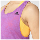 adidas Women's Deep Armhole Training Tank Top - Purple