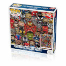 Marvel Comics Pop! Marvel Jigsaw Puzzle Collage 1000 Pieces