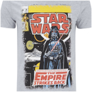 Star Wars Herren Empire Strikes Back T-Shirt - Grau