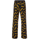 Def Leppard Men's Lounge Pants - Black