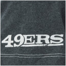 NFL Men's San Francisco 49ers Logo T-Shirt - Grey