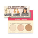 theBalm Manizer Sisters Trio Highlighters