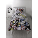 Marvel Comics Action Panel Duvet Set