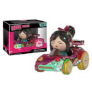 Wreck-It Ralph Vanellope Dorbz ride & Dorbz Vinyl Figure SDCC 2016 Exclusive