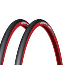 Michelin Pro4 Service Course V2 Tyre Twin Pack