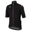 Sportful Fiandre Windstopper LRR Short Sleeve Jacket - Black