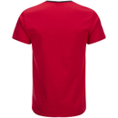 T-Shirt Star Trek Uniforme Commandant - Rouge