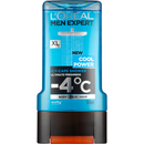 Gel de Banho Men Expert Cool Power da L'Oréal Paris 300 ml