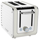 Dualit 26523 Architect 2 Slot Toaster - Canvas