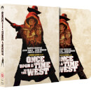 Once Upon a Time in the West - Zavvi UK Exclusive Limited Edition Slipcase Steelbook (Limited to 2000 Copies)