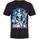 DC Comics Men's Suicide Squad Boomerang T-Shirt - Black