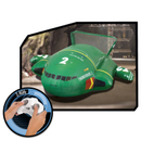 Thunderbirds Radio Control Inflatable - Thunderbird 2