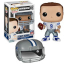Figurine NFL Tony Romo 2ème Vague Funko Pop!