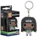 Porte-clés Pocket Pop! NFL Richard Sherman