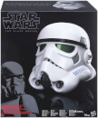 Casque impérial de Stormtrooper Star Wars Black Series Modificateur Voix