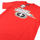 No Fear Men's Reflective Logo T-Shirt - Red