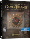 Game of Thrones Season 5 Steelbook