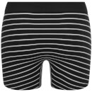 Levi's Men's 200SF 2-Pack Vintage Stripe Boxers - Jet Black