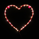 Nylon Heart Light (Battery Operated)