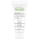 philosophy Take A Deep Breath Moisturiser 5ml (Free Gift)