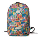 Pokémon All Over Characters - Backpack