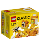 LEGO Classic: Orange Creativity Box (10709)